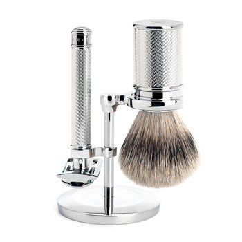 HOLENÍ A KOSMETIKA - Mühle Traditional Silvertip Badger