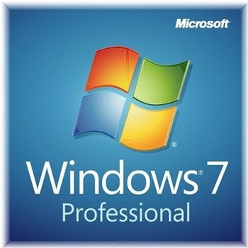 SOFTWARE - Microsoft Windows 7 Professional 64-Bit