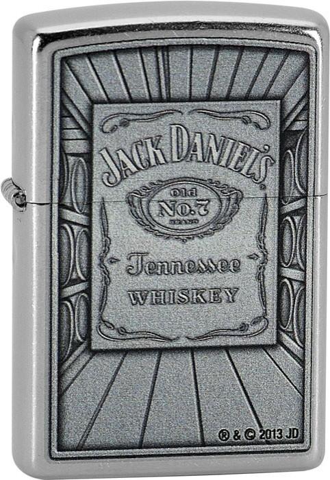 Zapalovač ZIPPO 25387 Jack Daniel's® Label Barrel