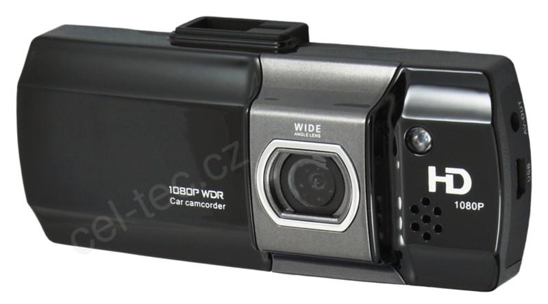 Auto kamera Cel-Tec E07 černá