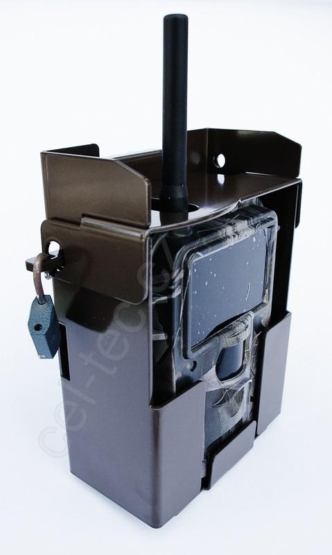 Kovová skříňka pro UV/UM 565
