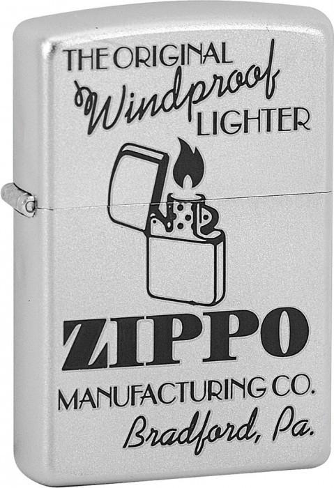 Zapalovač ZIPPO 20289 Zippo the Original Wind
