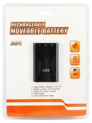 Baterie Externí A01