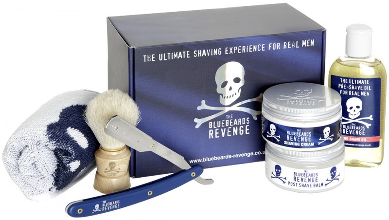Bluebeards Revenge Barber Bundle sada
