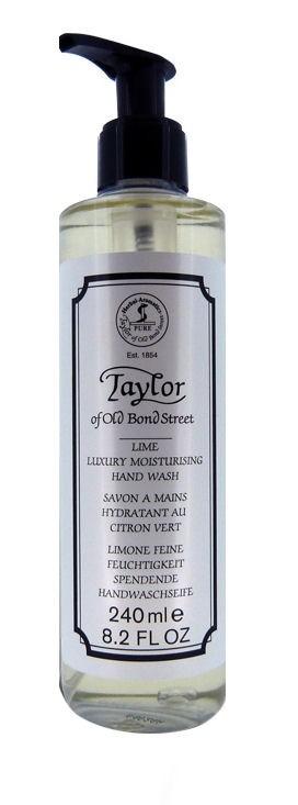 Taylor of Old Bond Street Lime tekuté mýdlo