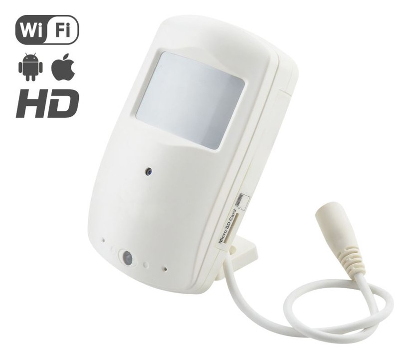 Cel- tec skrytá kamera HD v PIR čidle PSC-72 WIFI