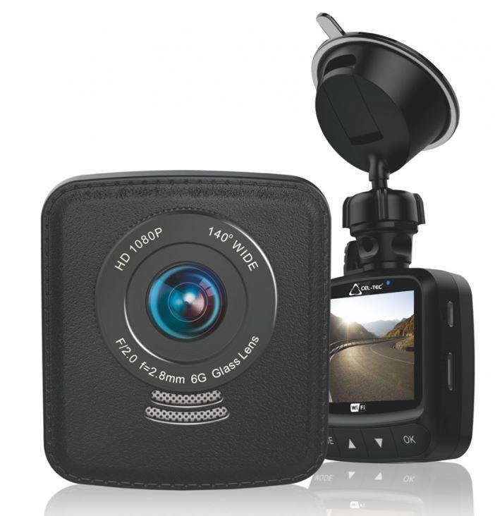 CEL-TEC E08 GPS Black Elegance 2016