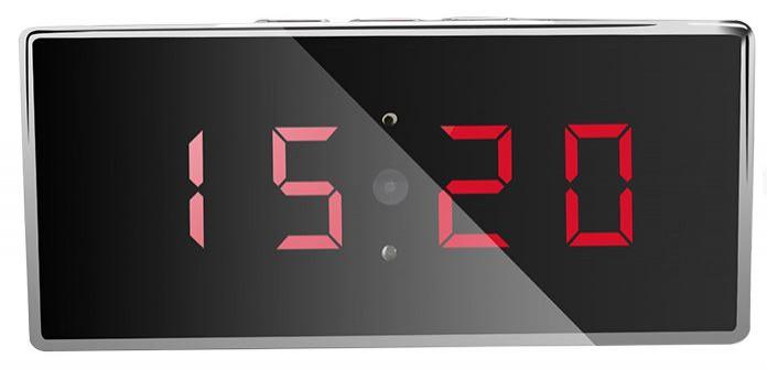 CEL-TEC skrytá ip kamera v hodinách FHD 39 WiFi Night
