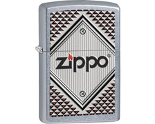 Zapalovač ZIPPO 25343 Red and chrome