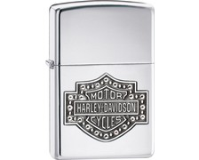 Zapalovač ZIPPO 22832 HD BAR SHIELD CRYST