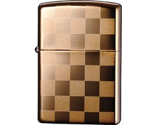 Zapalovač ZIPPO 26463 COLOR CHECKER BROWN