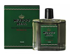 Musgo Real Classic Scent, olej před holením