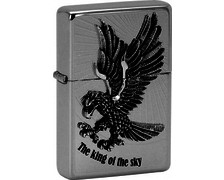 Zapalovač ZIPPO 28171 THE KING OF THE SKY NI