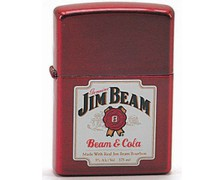 Zapalovač ZIPPO 26242 JIM BEAM AND COLA