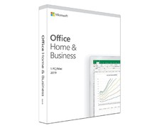 Office 2019 Home and Business - krabicová verze