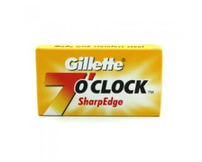 Gillette 7 Oclock Sharp Edge žiletky