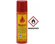 Plyn do zapalovačů Royce 250ml 10034