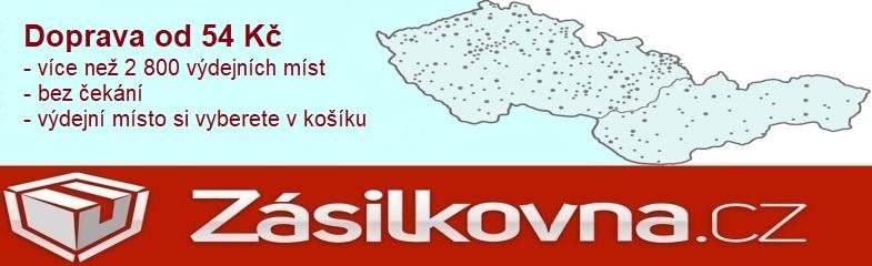 UHshop.cz - Zásilkovna